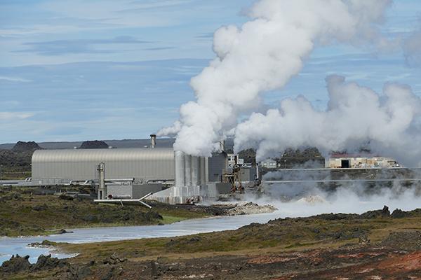 Geotermalne elektrarne / Erdwärmekraftwerke