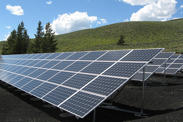Sončne elektrarne / Solarkraftwerke