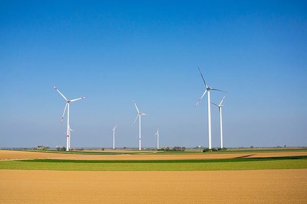 Vetrne elektrarne / Windkraftwerke